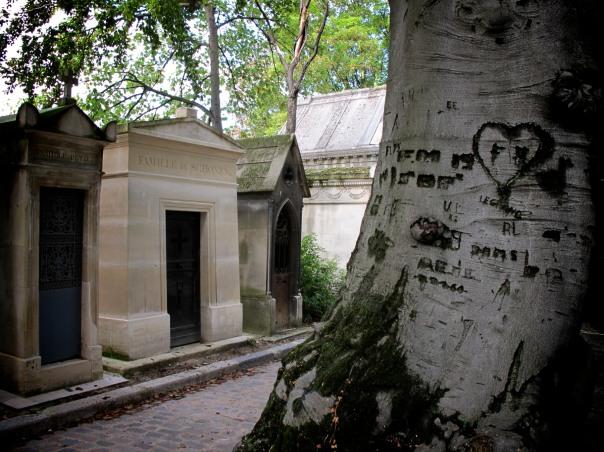 Père Lachaise Cemetery - 2010